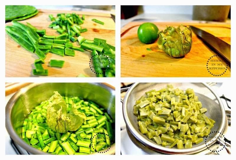 nopales cactus paddles recipes