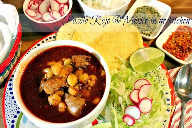 How to Make Red Pozole