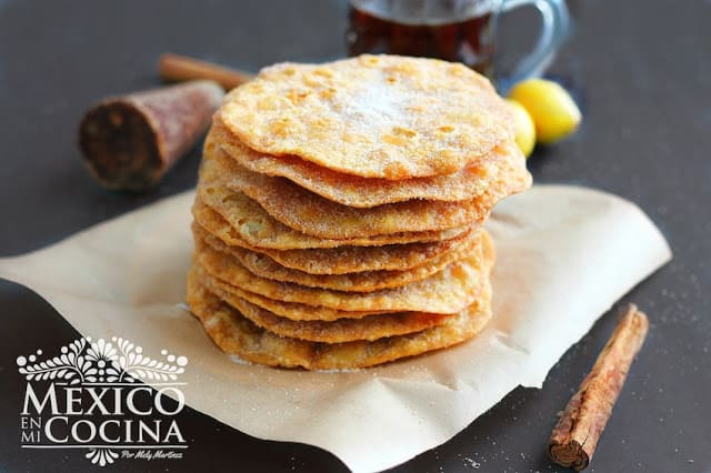 Mexican buñuelos, Visit our site to check out the full recipe.
