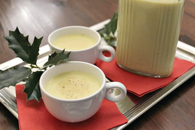 Rompope recipe Mexican Eggnog, Mexican Christmas Dishes