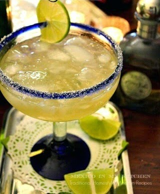Cocktail Margarita | Mexican Game Day Recipes