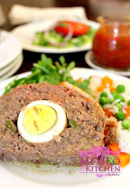 Mexican Meatloaf Recipe | Visit our site to check out the full recipe.