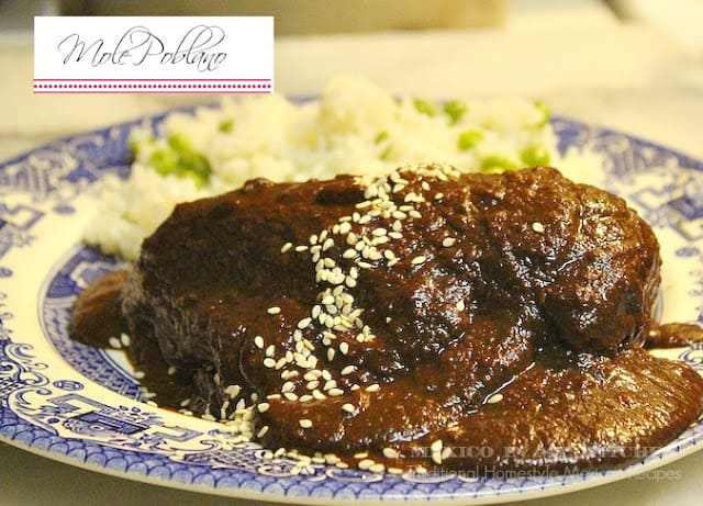 Mole Poblano recipe - Recipes to Celebrate Mexico