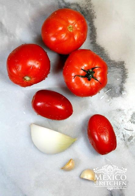 Basic Tomato Sauce | Ingredients