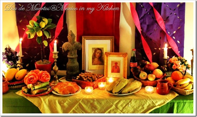 Day of the dead foods and drinks | Mexican Food Recipes
