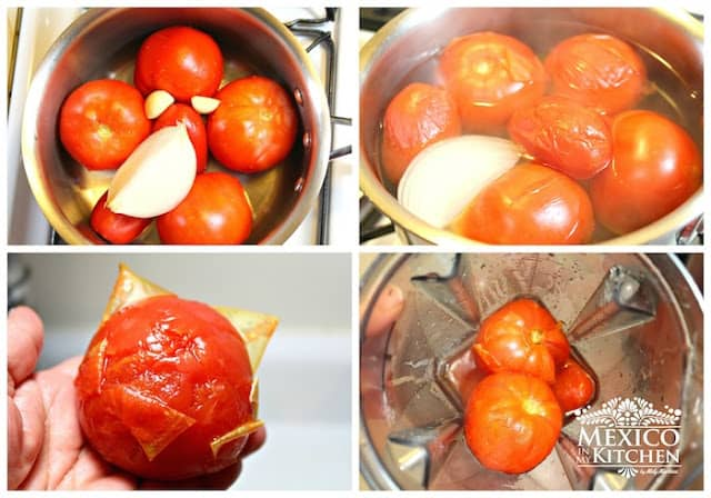 Basic Tomato Sauce | Instructions step by step