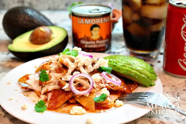 Chipotle Chilaquiles Recipe | Mexican Recipes