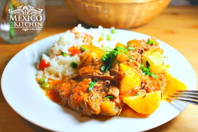 Mexican ropa vieja recipe | Mexican Food