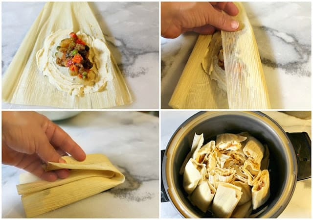 Healthy Tamales Recipe | step by step