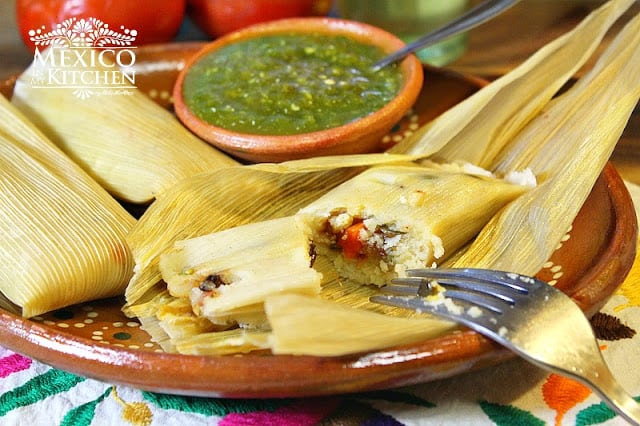 Healthy Tamales Recipe | Mexican Recipes