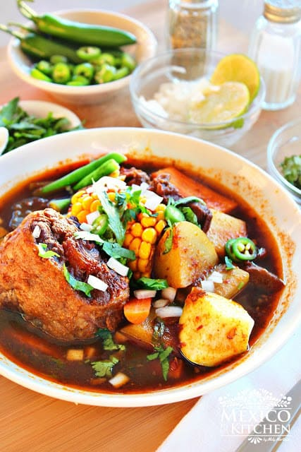 Mole de olla recipe | Mexican Food Recipes