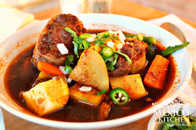 Mole de olla recipe | Mexican Recipes