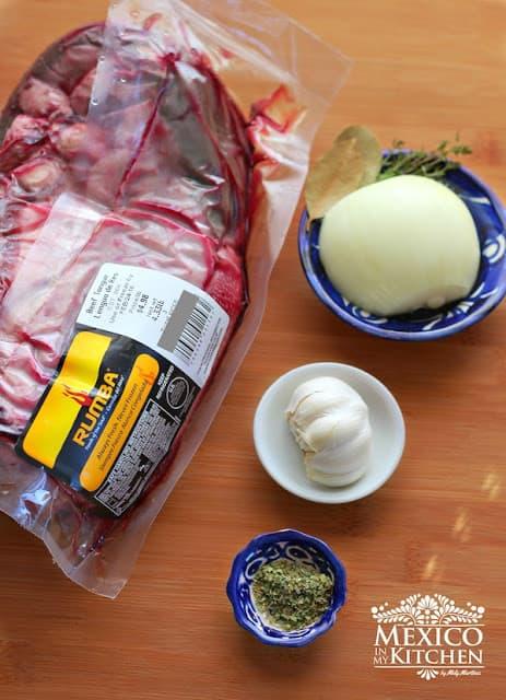 Tacos Tlaquepaque recipe | Ingredients