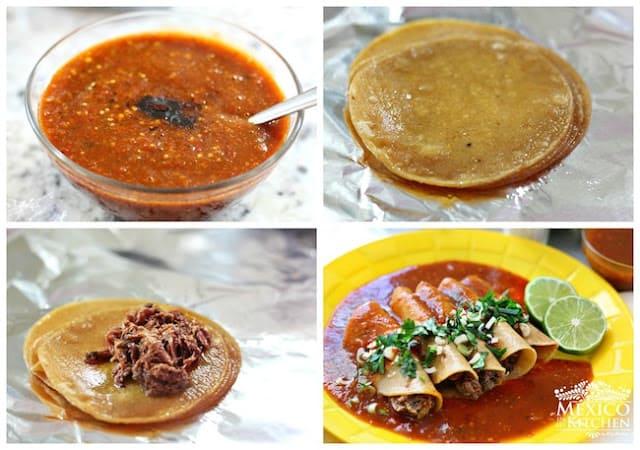Tacos Tlaquepaque recipe | I hope you enjoy this delicious recipe