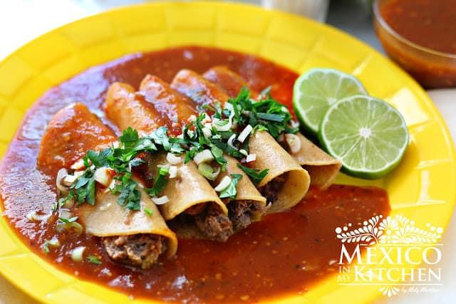 Tacos Tlaquepaque recipe   Authentic Mexican Food Recipes