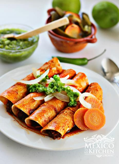 Beef Cheek Tacos | Tacos de Barbacoa de Cachete
