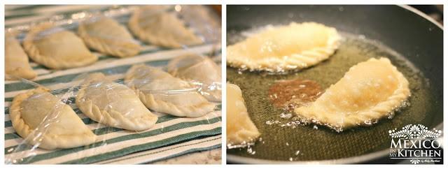 Crab empanada recipe   quick and easy
