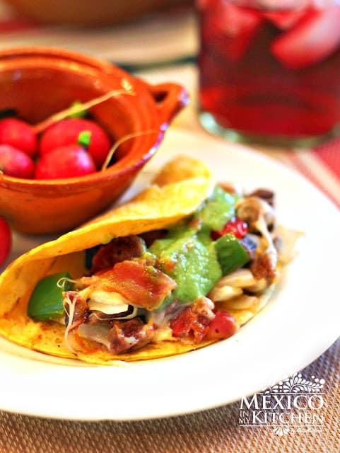 Tacos de alambre recipe | Really delicious