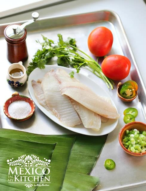 Easy fish fillets dinner | Mexican Food Recipes