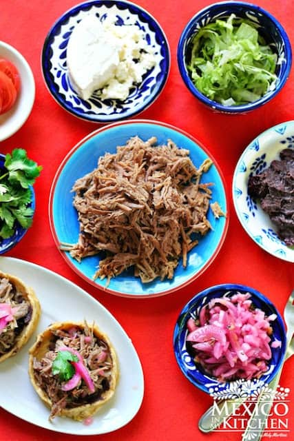 shredded beef for tacos recipe Mexican