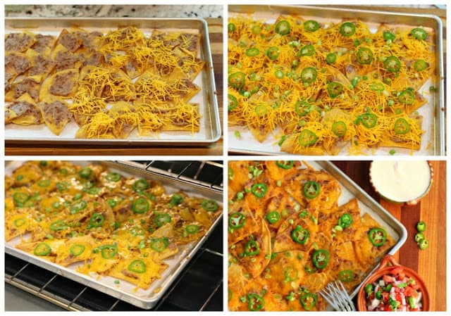 Mexican Nachos recipe  | Easier Than You Think