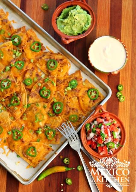 Mexican Nacho recipe | Authentic Mexican Recipes
