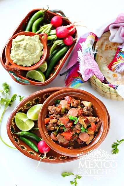 Discada nortena recipe mexicana