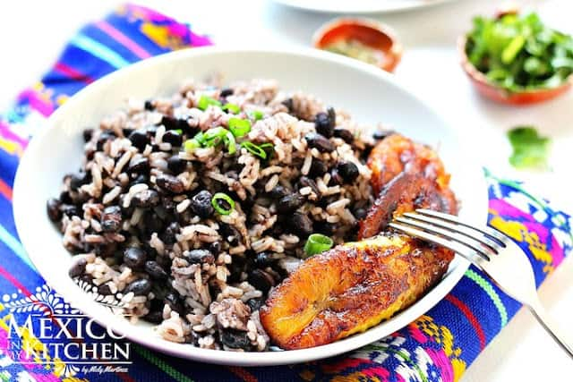 black beans and rice recipe | Mexican Recipes
