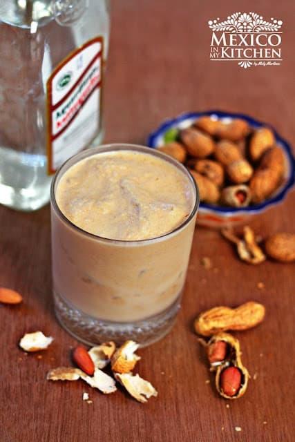 Ingredients |Peanut Torito Cocktail