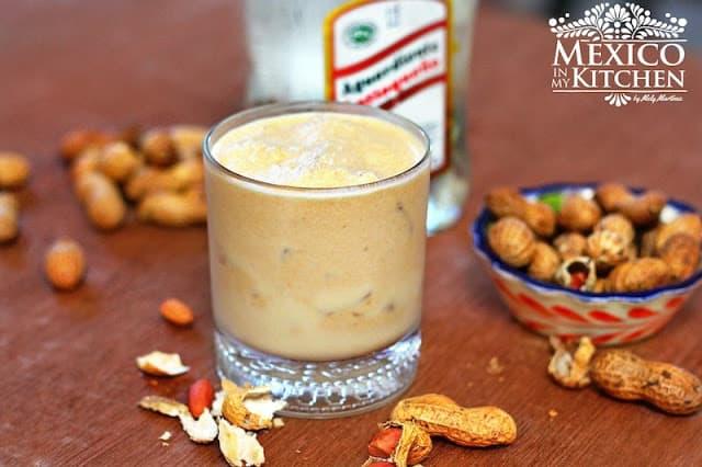 Peanut Torito Cocktail |Authentic Mexican Recipes