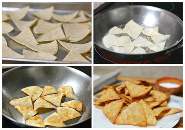 crispy tortilla chips recipe | Step by step instructions