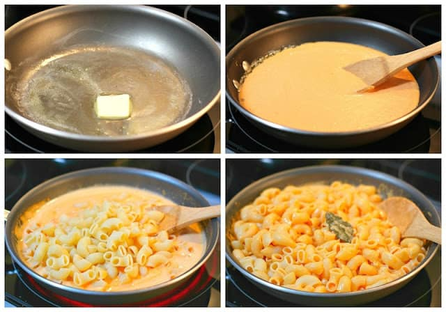 mexican mac and cheese recipe | Step by step