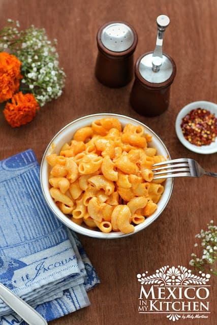 Easy mac and cheese recipe | Mexican Recipes