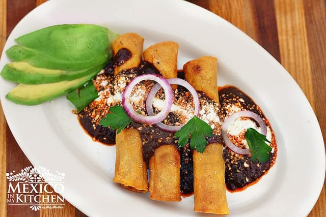 Turkey crispy tacos recipe | Mexican Food