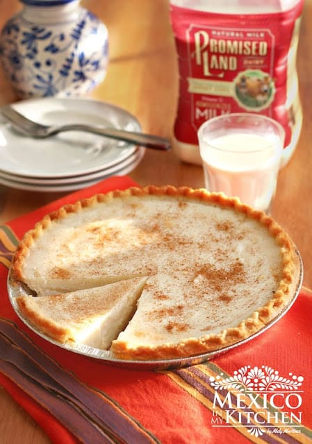 Easy Milk Pie Recipe