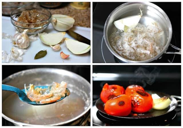 Mexican Shrimp Soup Recipe