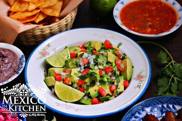 Chunky guacamole recipe, Visit our site to check out the full recipe.
