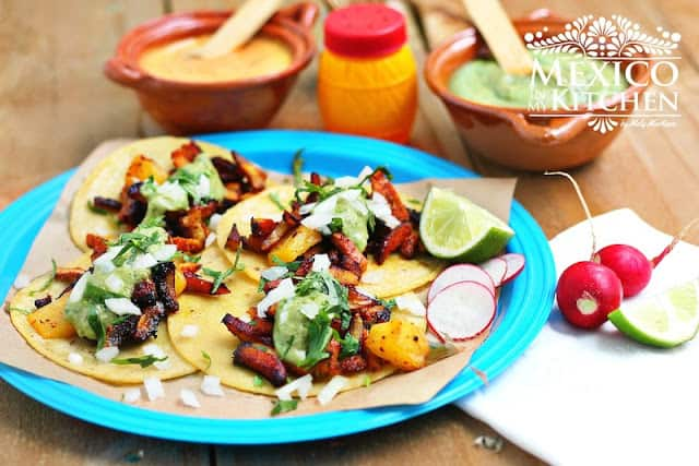 Learn step by step how to master this authentic Mexican Tacos al pastor recipe today