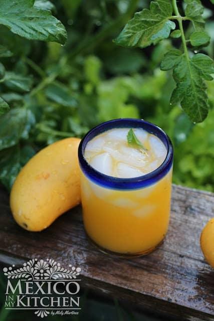Mango Agua Fresca Recipe photo